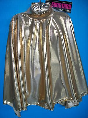 NWT EUROTARD Angel Wing Overlay Gold Metallic Liturgical Praise Dance Girls