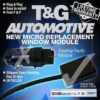 PLUG & PLAY Renault Megane Window Module. Replaces your Temic Module / Regulator