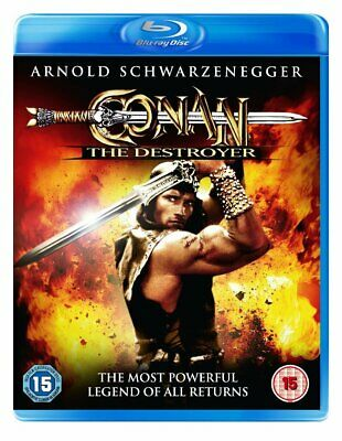Conan the Destroyer (1984) (Blu-ray)