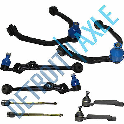 89-97 Cougar Thunderbird 4 Control Arms 2 Upper 2 Lower Kit