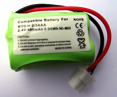 Binatone  Style 1200 1210 Compatible Battery Byd H-2/3Aaa 24H