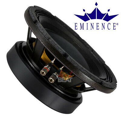 "Eminence Kappa Pro 10LF Low Frequency Speaker 10"" inch Sub Woofer Bass"
