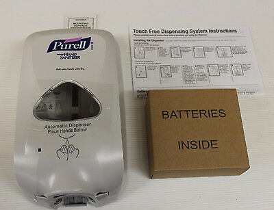 PURELL 2720 Dove Gray TFX Touch Free Hand Sanitizer Dispenser Electrical Sensor