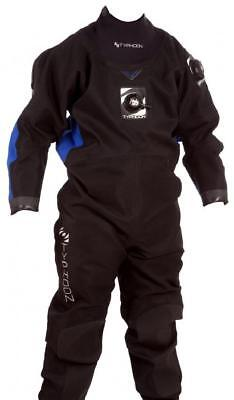 Typhoon Men's Discovery Scuba Diving Drysuit - Small