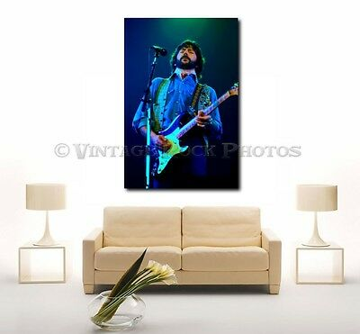 Eric Clapton 20x30 in Fine Art Gallery Canvas Print Photo Framed Gilcee 74