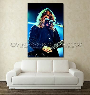 Dave Mustaine Megadeth 20x30 inch Poster Size Photo Pro Print Live Concert 17
