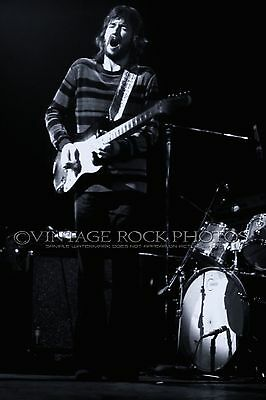 Eric Clapton Photo 8x12 in '70 Live Concert Vintage Pro Print from Negative 96i