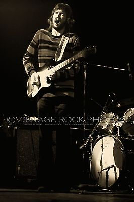 Eric Clapton Photo 8x12 in '70 Live Concert Vintage Pro Print from Negative 96s