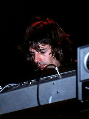 Richard Wright, Pink Floyd Photo 8x12 or 8x10 inch Live 70s Concert Pro Print 94