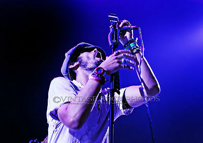 Tyson Ritter, All-American Rejects Photo 8x12 or 8x10 inch '12 Liverpool, UK s15