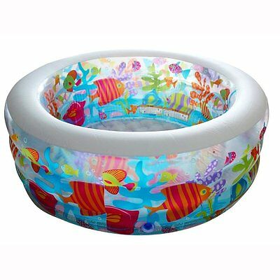 "Intex Aquarium Pool (60"" x 22"") - The ""Fishy"" Birth Pool"