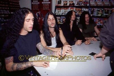 Type O Negative Photo 8x12 or 8x10 inch Peter Steele Candid 5-'97 London, UK  26