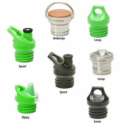 Klean Kanteen - Replacement Cap - various styles - Loop / Sport / Sippy