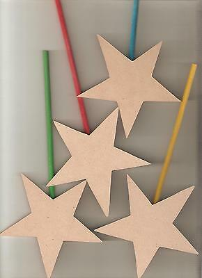 10 Wands to Paint or  Decorate for Fairy Parties