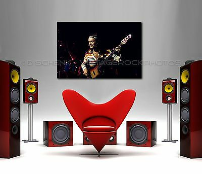 Jaco Pastorius  Weather Report 20X30 inch Poster Size Photo Early 70's Concert 2