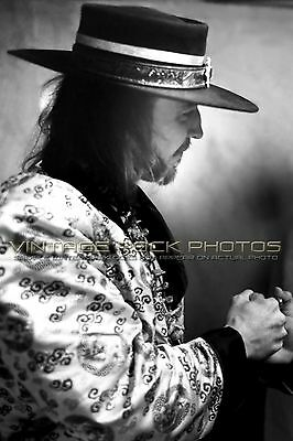 Stevie Ray Vaughan 20x30 inch Fine Art Gallery Canvas Print Framed Mounted C75