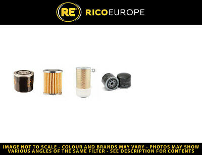 Ransomes 213 D Filter Service Kit with hydraulic filter