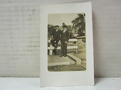 Early 1900's Real Photo Post Card RPPC Lot of Five