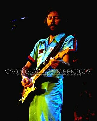 Eric Clapton Photo 8x10 inch '75 There's One In Every Crowd Live Concert Tour 89