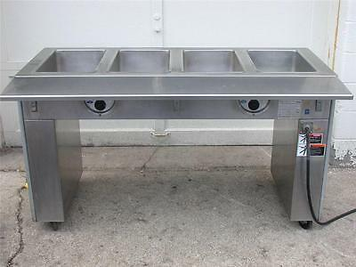 Useco 4 Well Stainless Steel Standex 30-023A Steam Table Kitchen Discount Price
