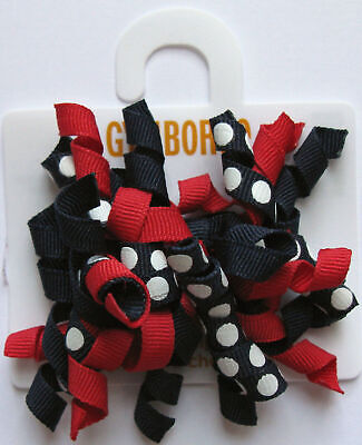 Gymboree Curly Curlies Hair Accessories Barrette Pairs Your Choice EUC