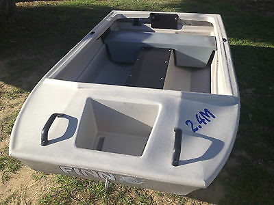 2.4 m Spindrift Catamaran Dinghy - Twin Hull
