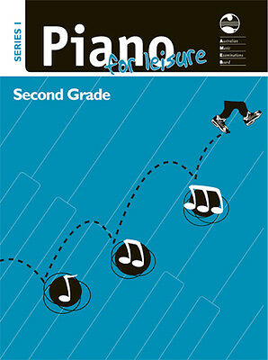 New AMEB Piano for Leisure: Series 1 Grade 2 Music Tuition Book