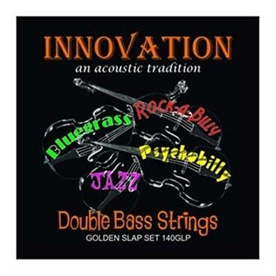 Innovation 140UB Ultra Black Double Bass Strings Free Delivery