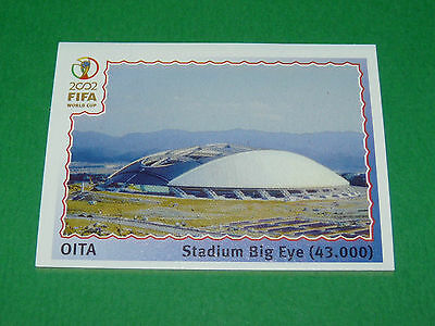 200 STADIUM STADE ESTADIO SUWON SOUTH KOREA CARD WORLD CUP 2002 REYAUCA