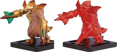 MONSTERPOCALYPSE SERIES 1 RISE : Rogzor & Ultra Rogzor # 43 AND # 44