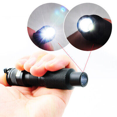 Mini Portable Handheld 5W LED Cold Light Source Endoscope OSRAM bulb BatteryA+