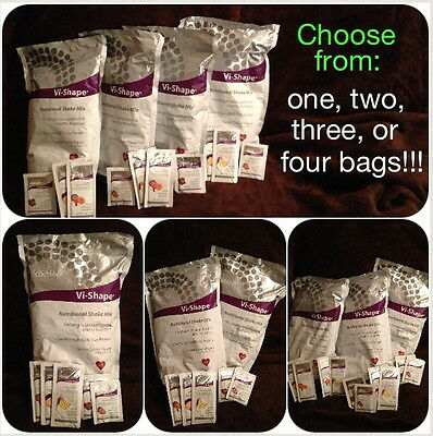 Body By Vi 90-Day Nutritional Shake Mix - The ViSalus Challenge with a Bonus!