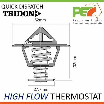 Genuine * TRIDON * High Flow Thermostat For Toyota Hilux (Diesel) LN106 - LN147R