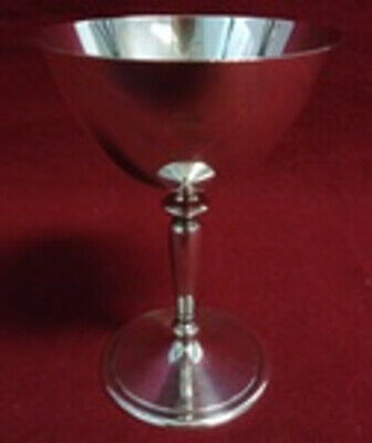 Hamilton aka Gramercy by Tiffany & Co. Sterling Silver Martini Glass 5""