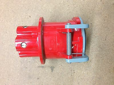 560R7 Hubbell Receptacle 60A 3 Phase 277/480VAC