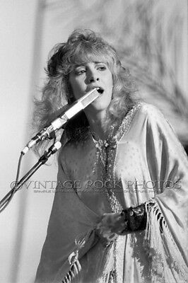 Stevie Nicks Poster Fleetwood Mac 20x30 inch Photo '81 Tempe AZ Live Concert 4