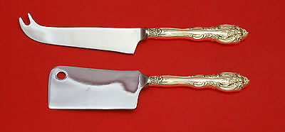 La Scala by Gorham Sterling Silver Cheese Server Serving Set 2pc HHWS  Custom