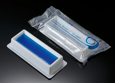 Solution Basin or Reagent Reservoir (50ml, Sterile, Individually Wrapped, 50/pk)