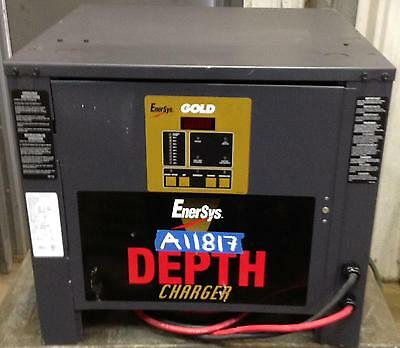 Used Charger - 24 Volt - Enersys brand - 600 to 750 AH (ampere hour) battery