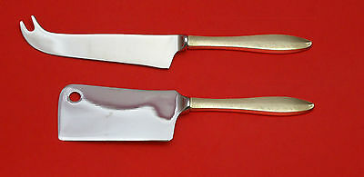 Rsvp by Towle Sterling Silver Cheese Server Serving Set 2pc HHWS  Custom Made