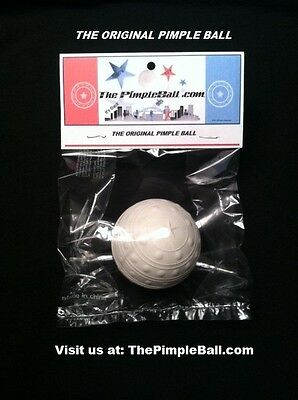 Pimple Ball 1960s 1970s 1980s Stickball, Halfball, Wireball, THEPIMPLEBALL.COM
