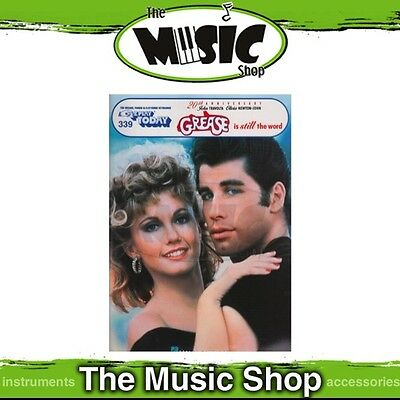 New EZ Play #339 Grease Is Still The Word Piano Music Book -  Easy Play E-Z