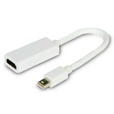Cavo Adattatore Mini Display Port a HDMI 1.3 TV Monitor HD per MAC Book Pro Air