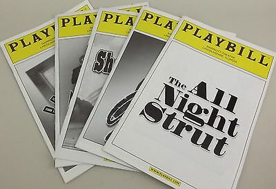 5 Playbill Chicago Marriott Lincolnshire Theatre 2007 Magazine Program