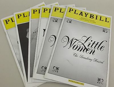 6 Playbill Chicago Marriott Lincolnshire Theatre 2008 Magazine Program