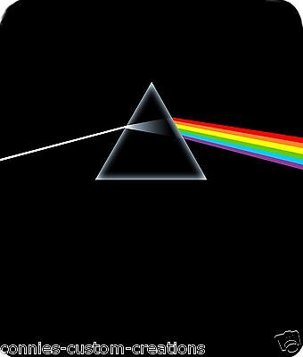 Pink Floyd Dark Side of the Moon Mouse Pad Mousepad Art Music Novelty Gift