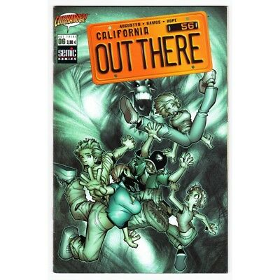 OUT THERE (Semic) N°6