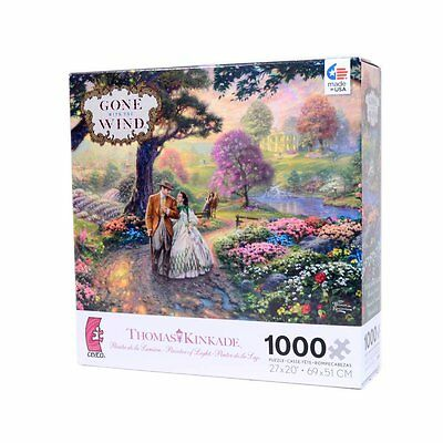 Thomas Kinkade: Gone with the Wind 1000 Piece Puzzle