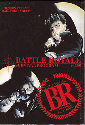 BATTLE ROYALE vol. 5  I° edizione PlayPress