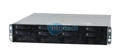 IBM EXP3000 SAS 2U Storage Enclosure 8X 300GB 15K SAS 43X0805 - JBOD 1727-HC1